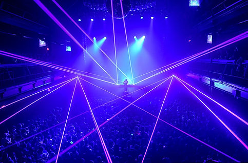 Atlanta Club Lasers - nightclub laser light show