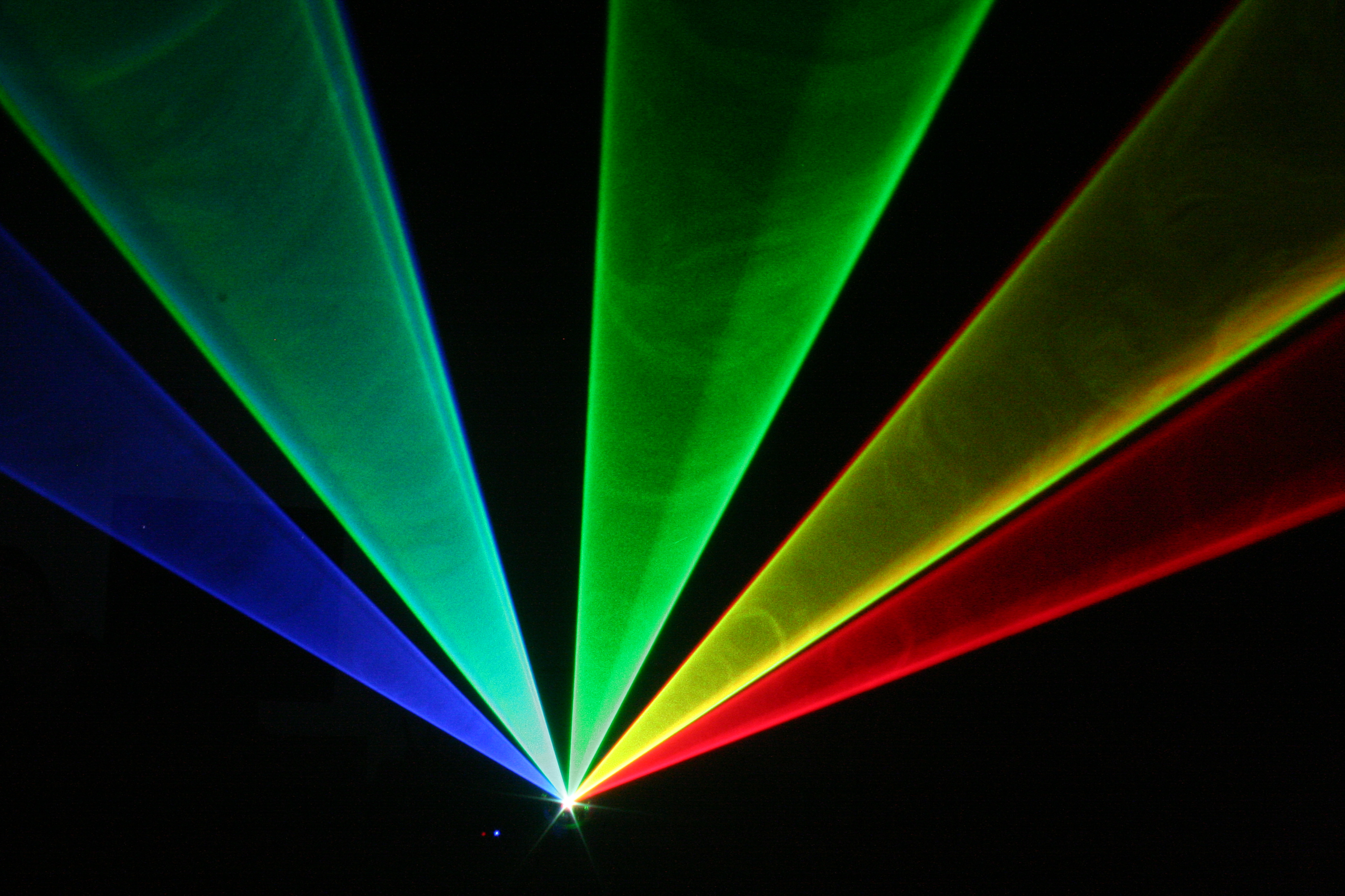 Beautiful and Bright Special Event Laser