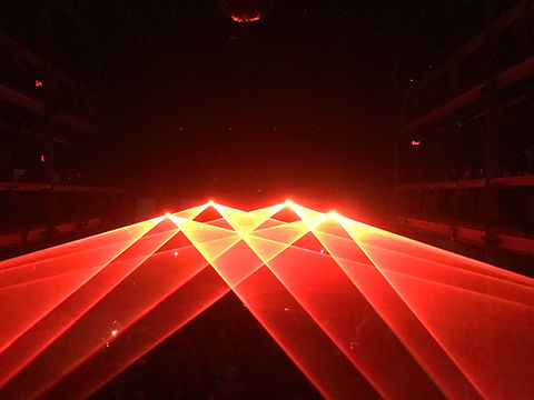 Corperate Entertainment Special Event Laser Show Salt Lake City