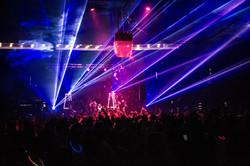 Lupos Heartbreak Hotel Concert Laser Lights Providence