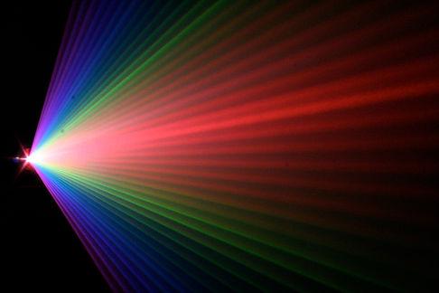 Laser show in Missouri Saint Louis