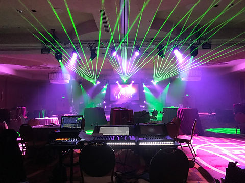 Special Event Conference Laser show in louisville Kentucky
