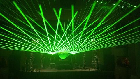 State Theatre Concert Laser Light Show Portland ME