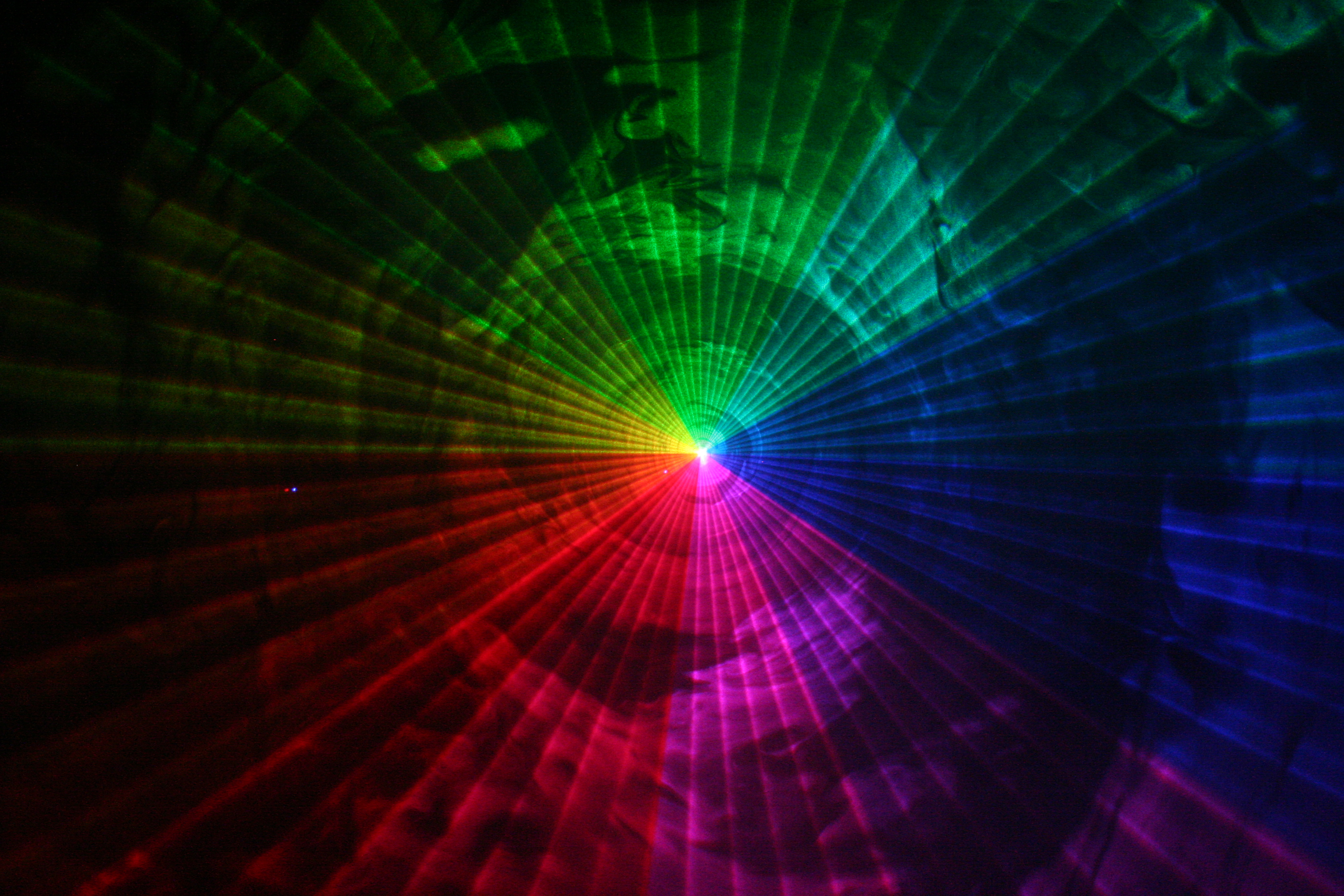 Special Event Lighting for Pride Party L