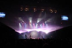 Louisville Palace Theatre Concert Laser