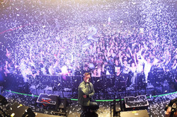 Atlanta Concert Confetti