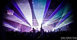 The Pavillion at Star Lake Concert Laser