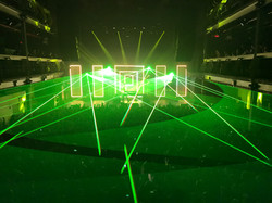 The Rose Room Austin, TX Night Club Lasers