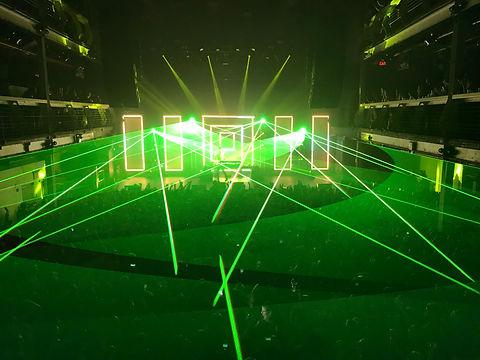 Club lasers in Austin TX