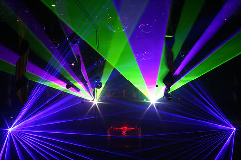 Exciting Concert Laser Light Show in ST. Louis MO