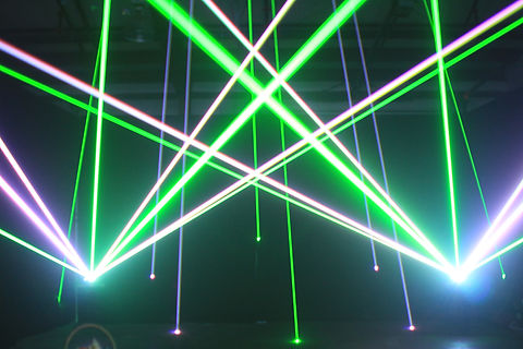 Newark, NJ Professional Party Lasers for Special Event