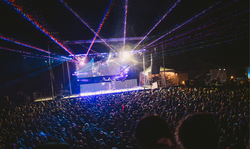 Special Event Concert Lasers Denver, CO.