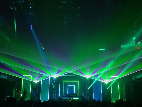 Unique Special Event Laser Light Show in Portland OR
