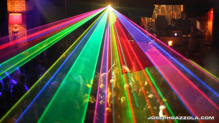 Creative Party Lighting Special Event Laser Show Pride Providence, RI