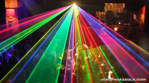 Creative Party Lighting Special Event Laser Show in Providence RI