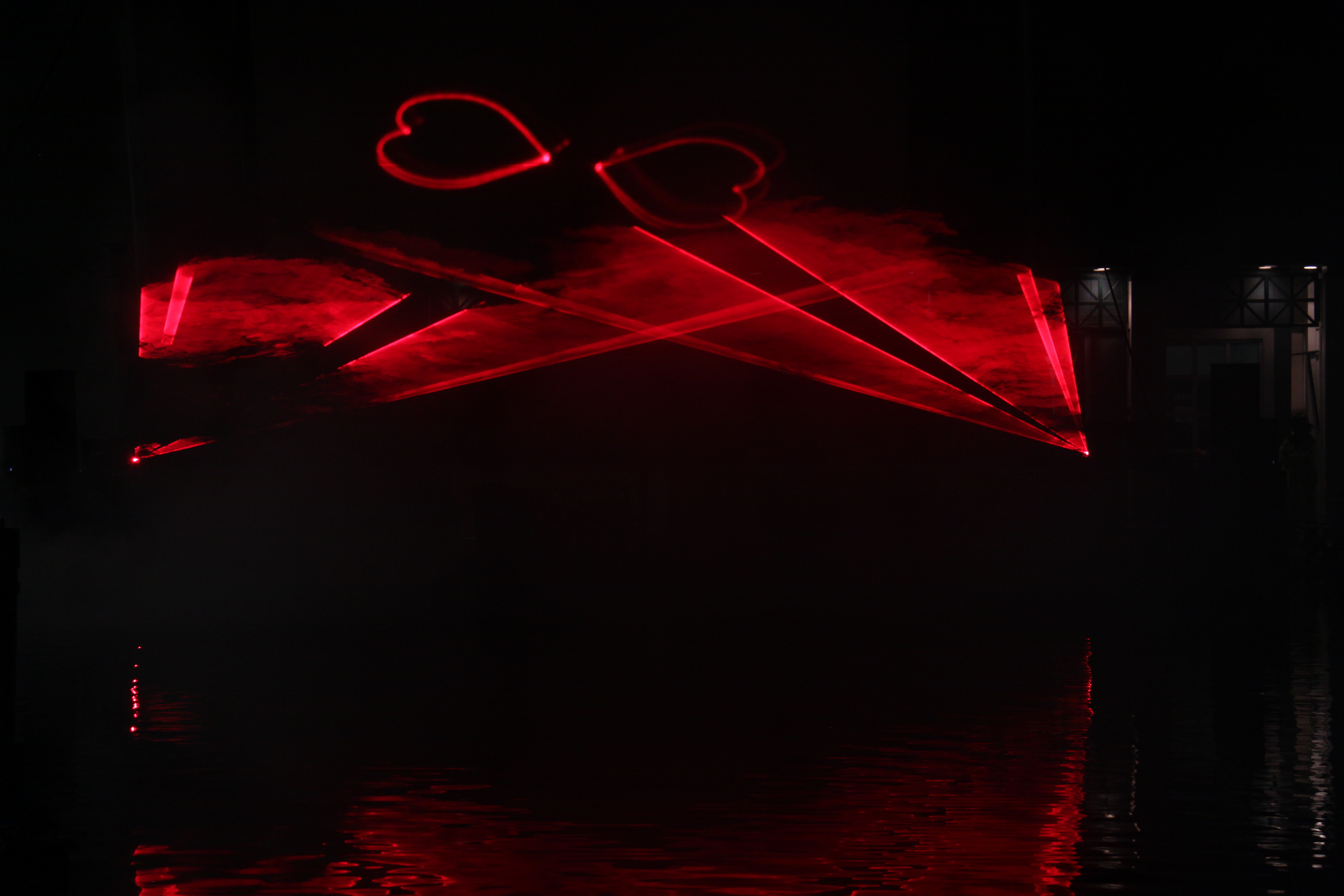 Civic Speical Event Laser Show Indianapo