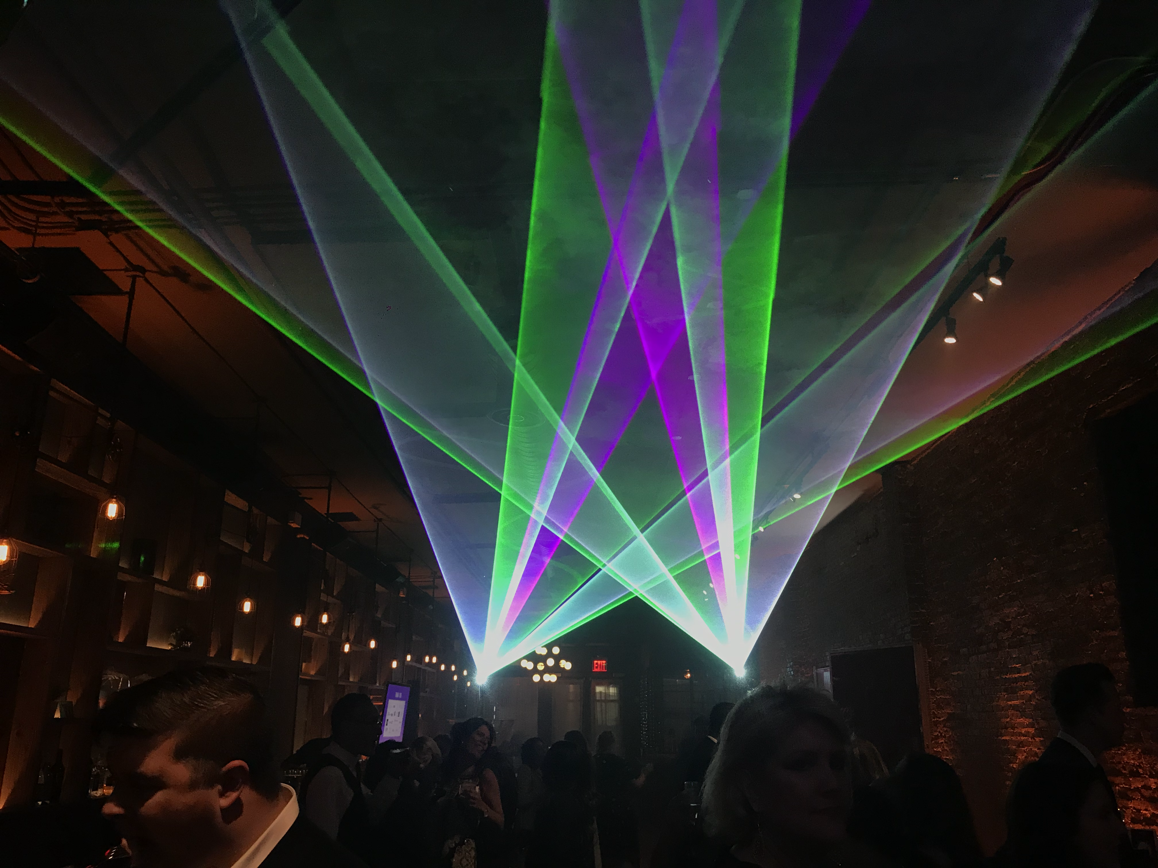 Special Event Private Party Laser Entert