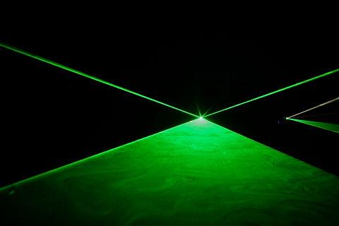 San Jose California Laser Show Special Event