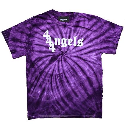 Purple 4ngels Tee