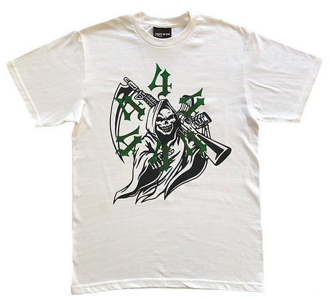 Green Reaper Tee