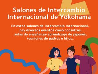 Salones de Intercambio Internacional en Yokohama