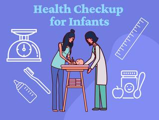 Health Checkup for Infants