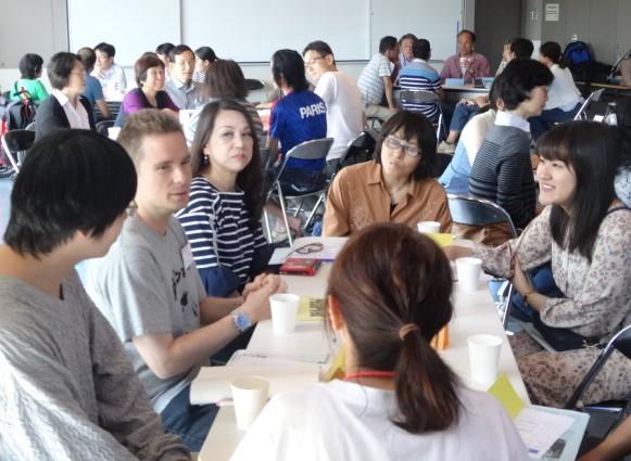 横浜市国際学生会館英会話サロン