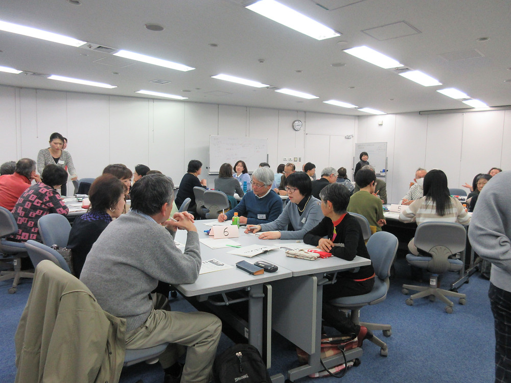 日本語分科会開催時の様子2