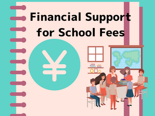 Financial Support for School Fees