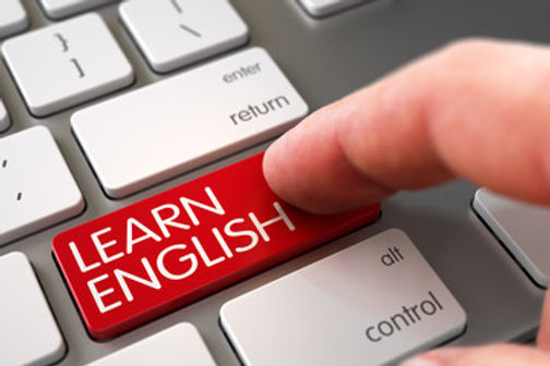 Contact Us to book your English lessons at Step Up Learning Centre