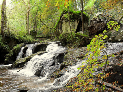 Cascade de la Pisserote (op 7 km)