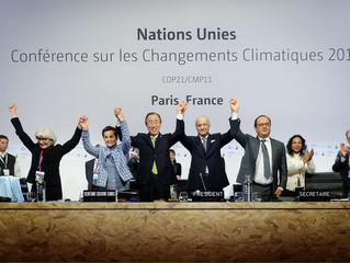 China y Estados Unidos acuerdan firmar el #AcuerdoDeParís en la ONU en el #DíaDeLaTierra.