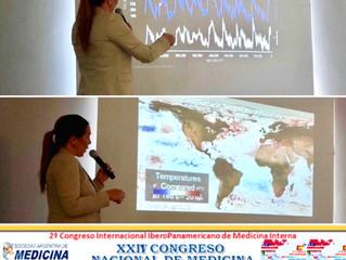 No Planeta B participa en el XXIV Congreso Nacional de Medicina -  Buenos Aires, Argentina