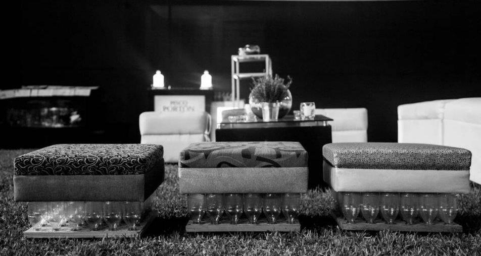 Lounge con Mobiliario Consciente