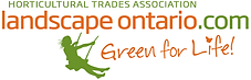 Landscape Ontario Green for Life Logo, professional nursery member