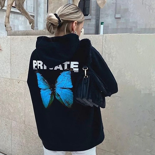Private Butterfly Pullover