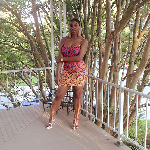 Shannon BodyCon Dress