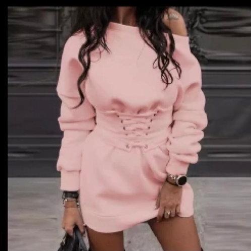 Sweety Swearshirt Dress