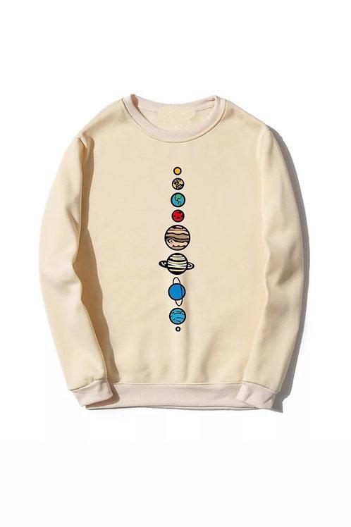 Solar Girl Sweatshirt