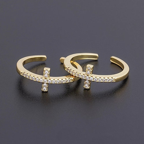 Stack Cross Ring