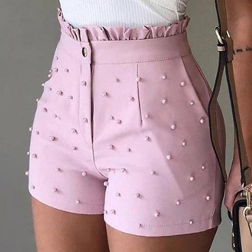 Pinky pearl Shorts