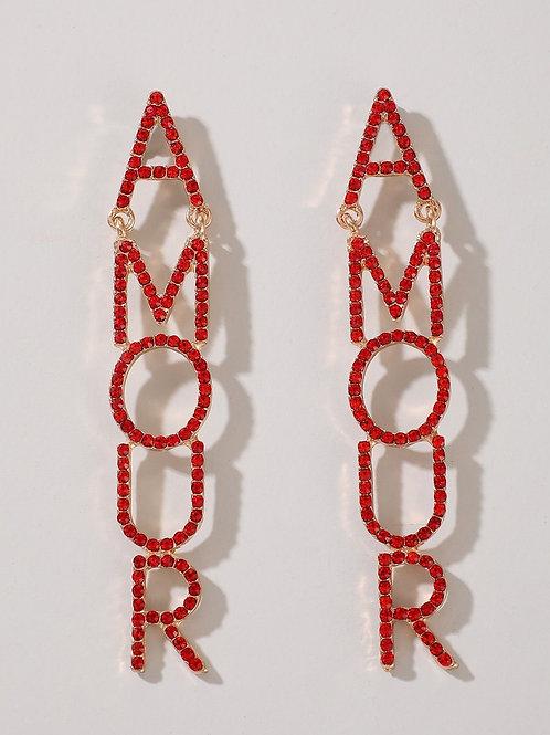 Amour Me Earrings