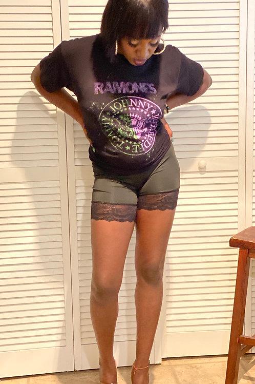 Lacey Biker Shorts