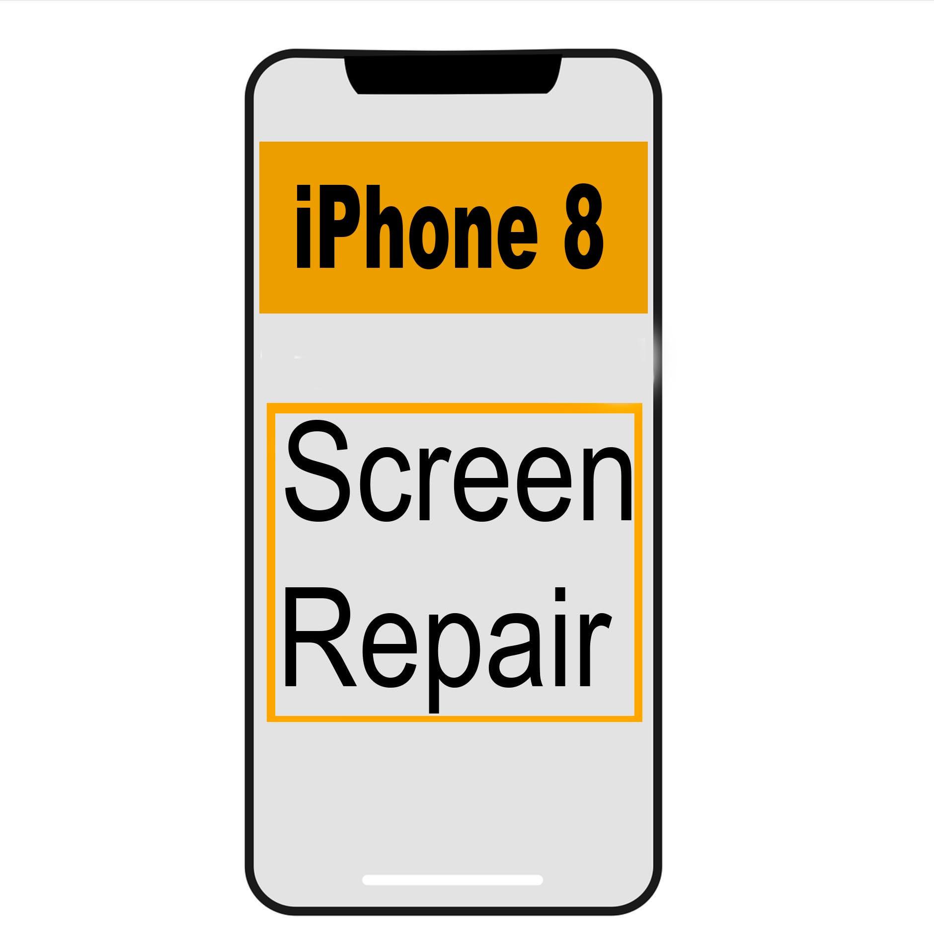 iPhone 8 Screen Repair