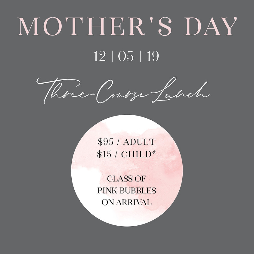 Mother's Day Lunch