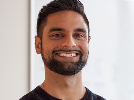 Humans of Tech - Latif Naji