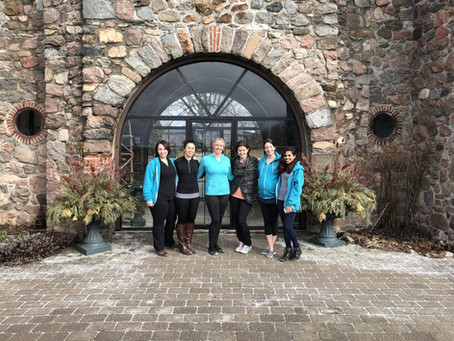 A Meaningful Retreat – Spas, Pastries and Purpose