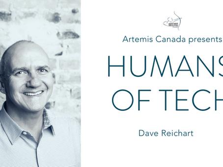 Humans of Tech - Dave Reichart