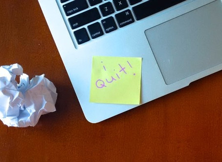 Breaking Up is Hard to Do:  How to Quit Your Job with Class