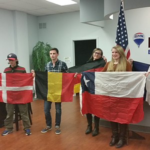 Youth Exchange: Announcement Party